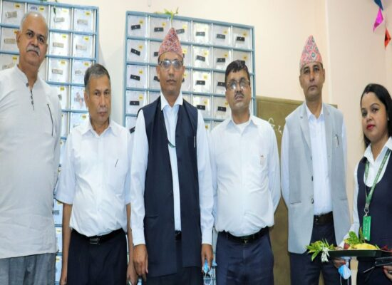 कृषि बिकास बैंक बगर शाका पोखरामा लकर सुबिधा
